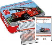 Der grosse Feuerwehr Experten-Test (Kartenspiel)