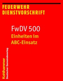 Feuerwehrdienstvorschrift FwDV 500