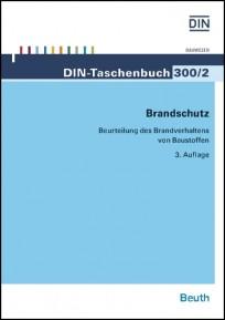 DIN-Taschenbuch 300/2. Brandschutz