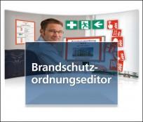 Brandschutzordnungs-Editor. CD-ROM