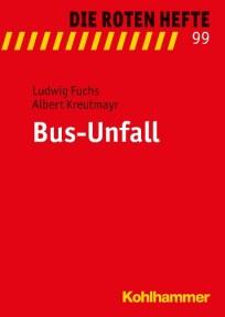 Die Roten Hefte, Heft 99 - Bus-Unfall