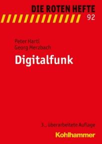 Die Roten Hefte, Heft 92 - Digitalfunk