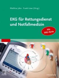 EKG für Rettungsdienst und Notfallmedizin