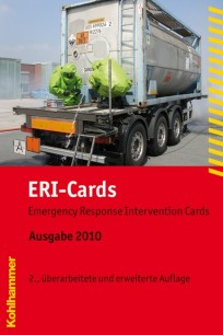 ERI-Cards. Emergency Response Intervention Cards, Ausgabe 2010