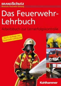 Das Feuerwehr-Lehrbuch. Arbeitsbuch