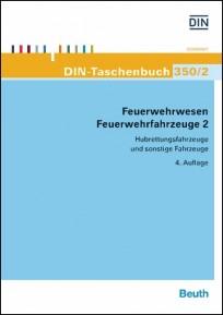 DIN-Taschenbuch 350/2 Feuerwehrwesen