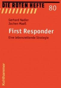 Die Roten Hefte, Heft 80 - First Responder
