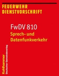 Feuerwehrdienstvorschrift FwDV 810