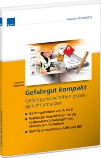 Gefahrgut kompakt. CD-ROM