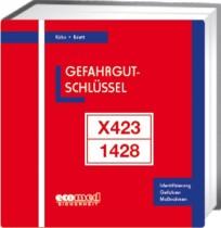 Gefahrgut-Schlüssel 2018/2019