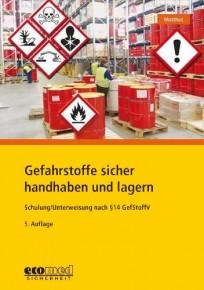 Gefahrstoffe sicher handhaben und lagern - Expertenpaket