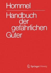 Hommel Handbuch der gefährlichen Güter. Gesamtwerk