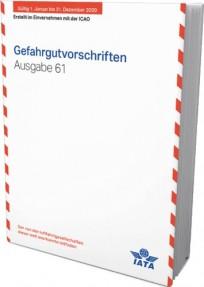 IATA-Gefahrgutvorschriften 2020. deutschsprachige Ausgabe
