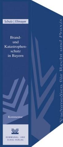 Brand- und Katastrophenschutz in Bayern