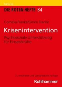 Die Roten Hefte, Heft 84 -  Krisenintervention