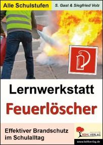 Lernwerkstatt Feuerlöscher