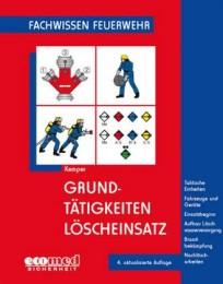 Fachwissen Feuerwehr: Grundtätigkeiten Löscheinsatz