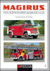 Magirus Feuerwehrfahrzeuge, Band 2