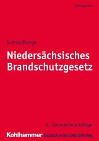 Niedersächsisches Brandschutzgesetz. Kommentar