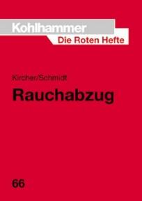 Die Roten Hefte, Heft 66 - Rauchabzug