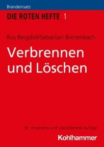 Die Roten Hefte, Heft 01 - Verbrennen und Löschen