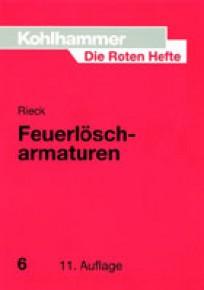 Die Roten Hefte, Heft 06 - Feuerlöscharmaturen