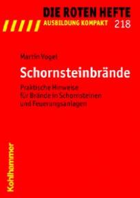 Die Roten Hefte, Ausbildung kompakt, Heft 218 - Schornsteinbrände