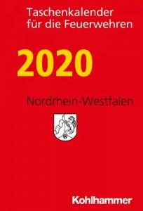 Taschenkalender für die Feuerwehren 2020. Nordrhein-Westfalen