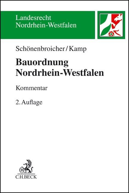 Bauordnung Nordrhein Westfalen Bauo Nrw Kommentar Schonenbroicher Kamp Henkel Bucher Fur Feuerwehr Rettungswesen