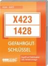 Gefahrgut-Schlüssel CD-ROM, Ausgabe 2017/2018